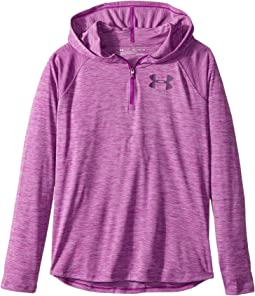 Under Armour Kids - Tech Novelty 1/4 Zip Hoodie (Big Kids)