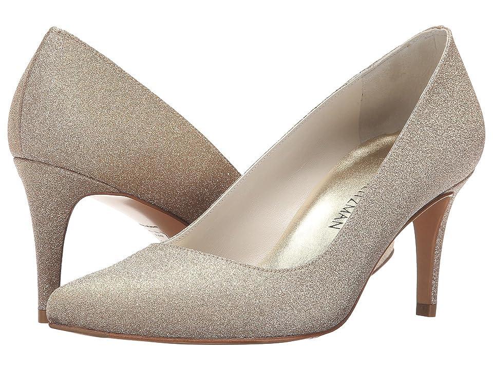 Stuart Weitzman Bridal & Evening Collection Tessa (Midgold Glitterati) High Heels