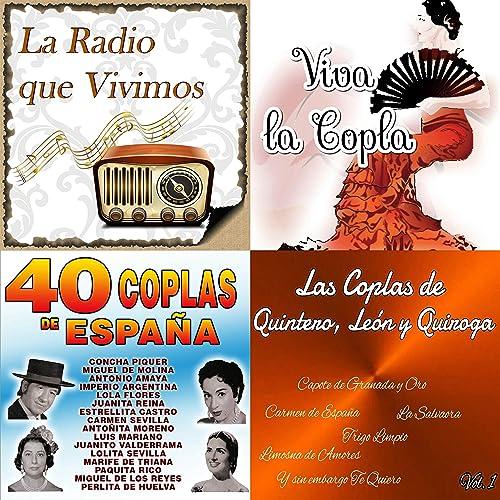 50 hits de la Copla de Antonio Amaya, Jorge Sepulveda, Concha ...