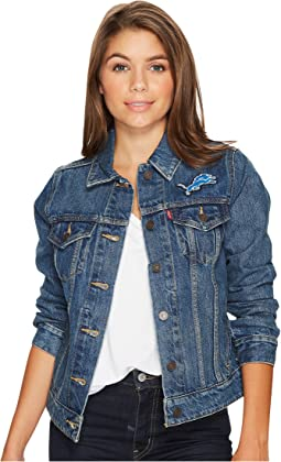 Levi's® Womens - Lions Sport Denim Trucker
