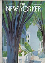The New Yorker: August 30, 1969.
