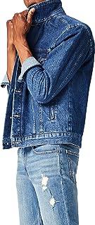Amazon Brand - find. Men's Classic Denim Trucker Jacket