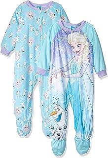 413652fed Amazon.com  Little Girls (2-6x) - Blanket Sleepers   Sleepwear ...