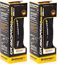 Continental Grand Prix 4-Season Folding Clincher Tires, Set of 2 Tires