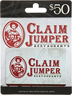 Claim Jumper Gift Card