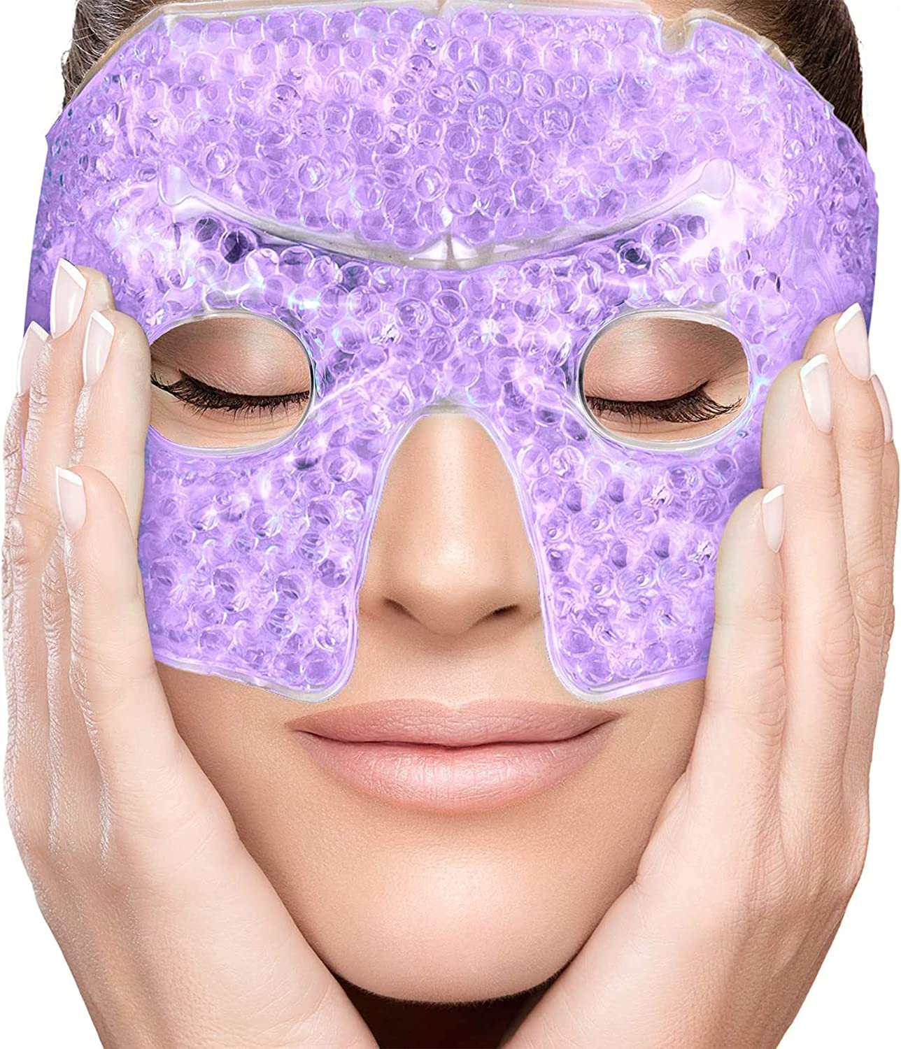 PerfeCore Eye Mask Get Finally resale start Rid of security Puffy Relief Eyes Sleepi Migraine