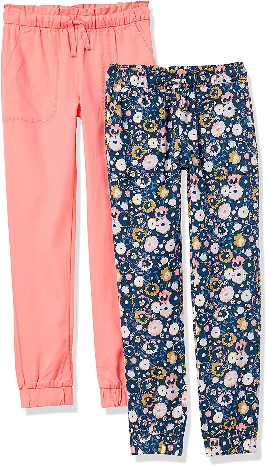 Amazon Essentials Purchase Girls' Play Pants Soft Outlet ☆ Free Shipping