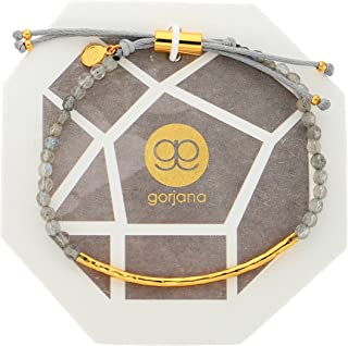 gorjana Women's Power Gemstone Bracelet for Balance