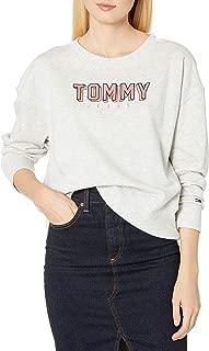 Tommy Hilfiger Women's Comic Text Sweatshirt