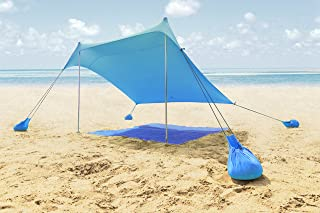parachute beach shade