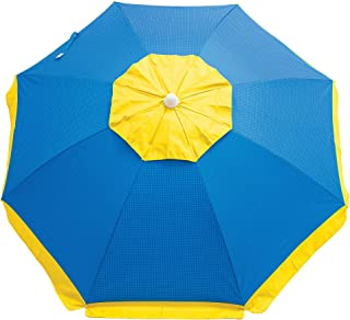 c2d0c747d905 Amazon.com: Yellow - Umbrellas / Umbrellas & Shade: Patio, Lawn & Garden