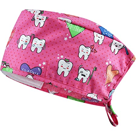 dentisti accessori per medici B-well Op Cappa in tessuto OP per infermieri veterinari personale medico infermieri farmaci