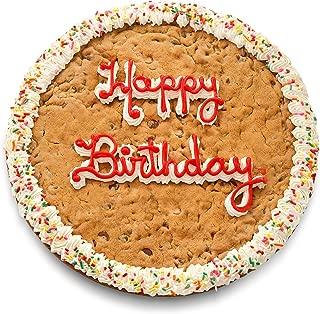 Mrs. Fields Cookies Happy Birthday Cookie Cake, (12