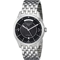 Tissot T-One Men's Automatic Watch with Black or White Dial