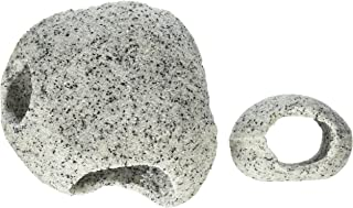 Penn-Plax Deco-Replicas Granite Aquarium Ornament Series – Realistic Stone Appearance..
