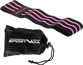 Fitness Booty banden. Weerstandsbanden voor lichaamstraining. Sportbanden krachttraining rubber. Fitnessapparatuur voor th...