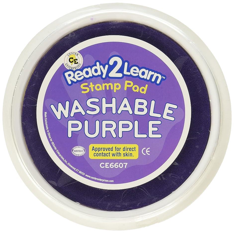 Center Enterprise CE6607 READY2LEARN Circular Washable Pad, Purple