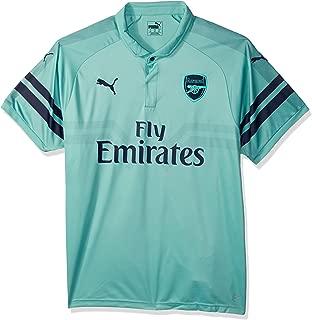 PUMA Men's Standard Arsenal Fc Third Shirt Replica Ss with E