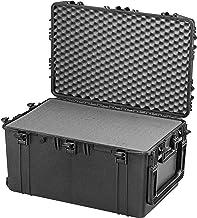 Max MAX750H400HDS Maletín, Accesorio Unisex para Adultos, Negro, 750 x 480 x H400 mm