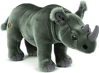 Webkinz Endangered Signature Black African Rhinoceros