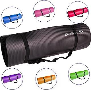 KG Physio Esterilla de Yoga Extra Grueso 12mm-&