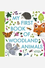 My First Book of Woodland Animals Hardcover