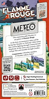 Stronghold Games 7091SG Flamme Rouge: Meteo