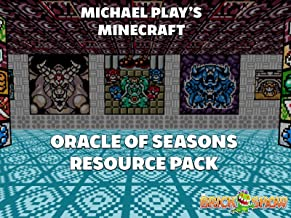 Clip: Michael Play's Minecraft Oracle Of Seasons Resource Pack
