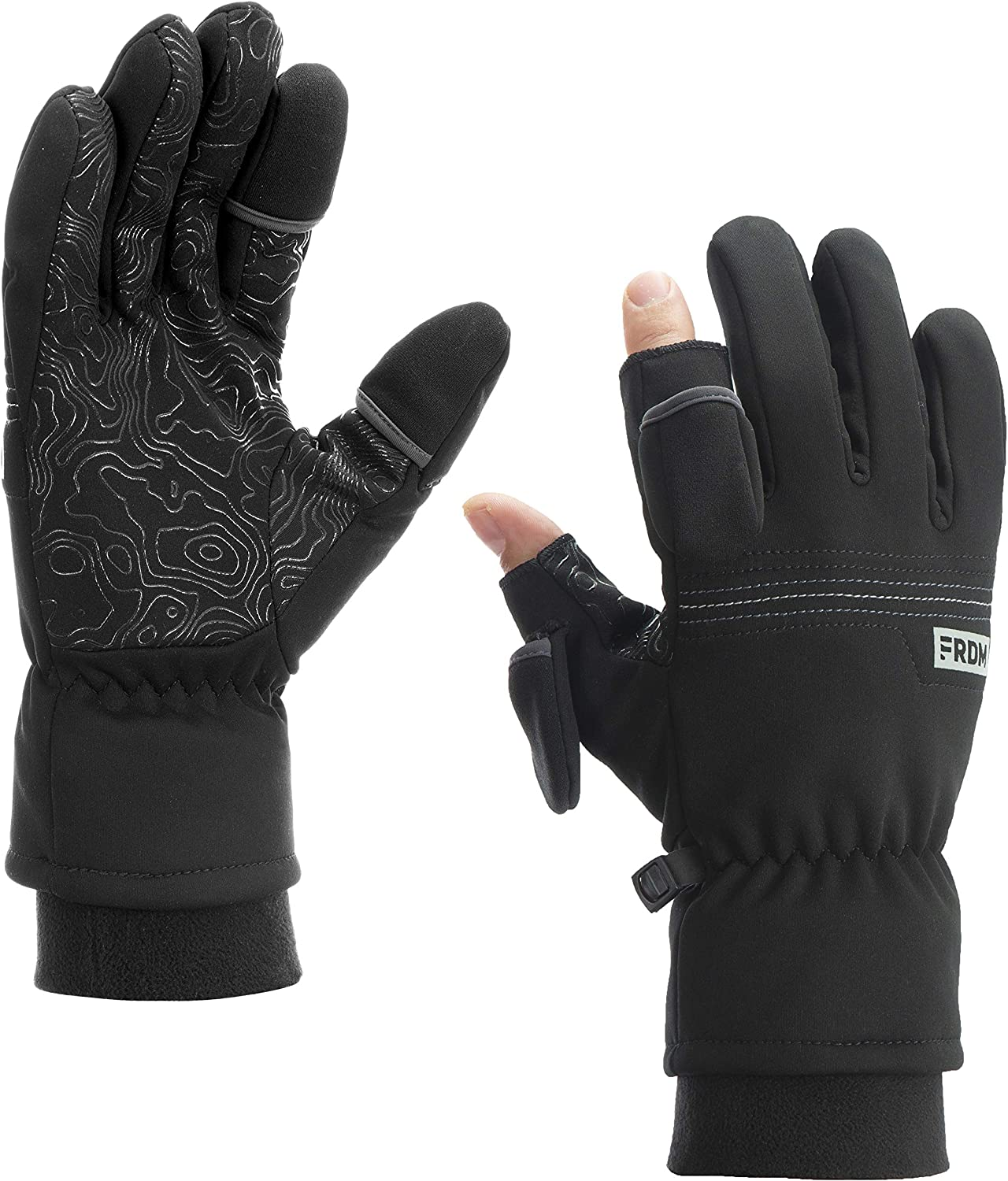 FRDM Free Regular store Fit Midweight Gloves Tucson Mall Repellent Windproof Touchsc Water