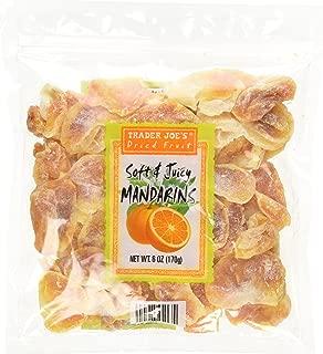Trader Joe's Soft and Juicy Mandarins (Pack of 5)