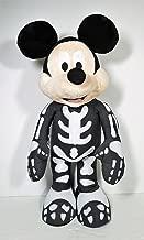 Disney Mickey Mouse Skeleton Halloween Porch Greeter