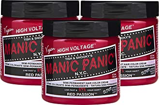 passion red hair dye