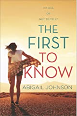The First to Know Kindle Edition