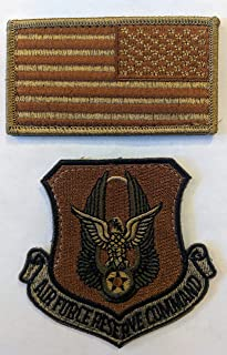 Air Force Reserve Command OCP Patch and Reverse Flag Bundle