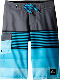 Quiksilver Kids - Division Solid Boardshorts (Big Kids)