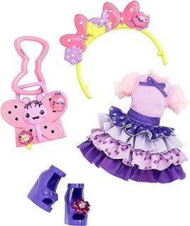 Mattel Kuu Kuu Harajuku Butterfly Blooms Fashion Pack