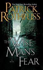 Cover image of The Wise Man's Fear by Patrick Rothfuss