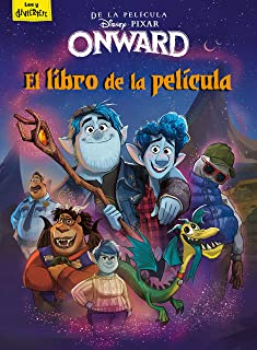 Onward. El libro de la película (Disney. Onward)
