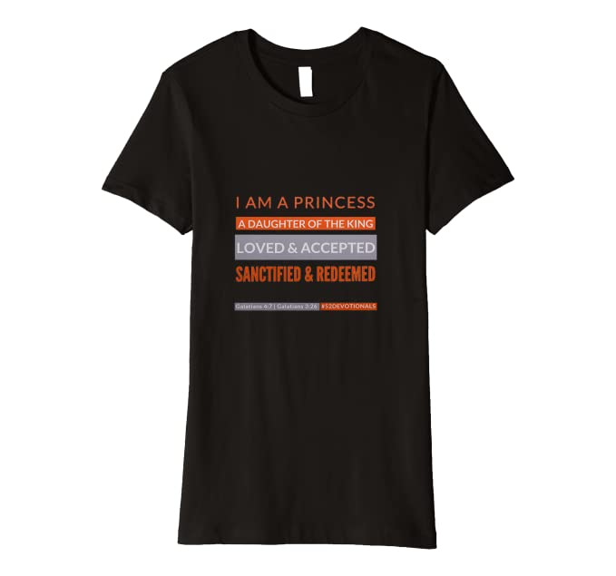 I Am a Princess Christian Shirt for Women addicted to sex to help with sex addiction recovery