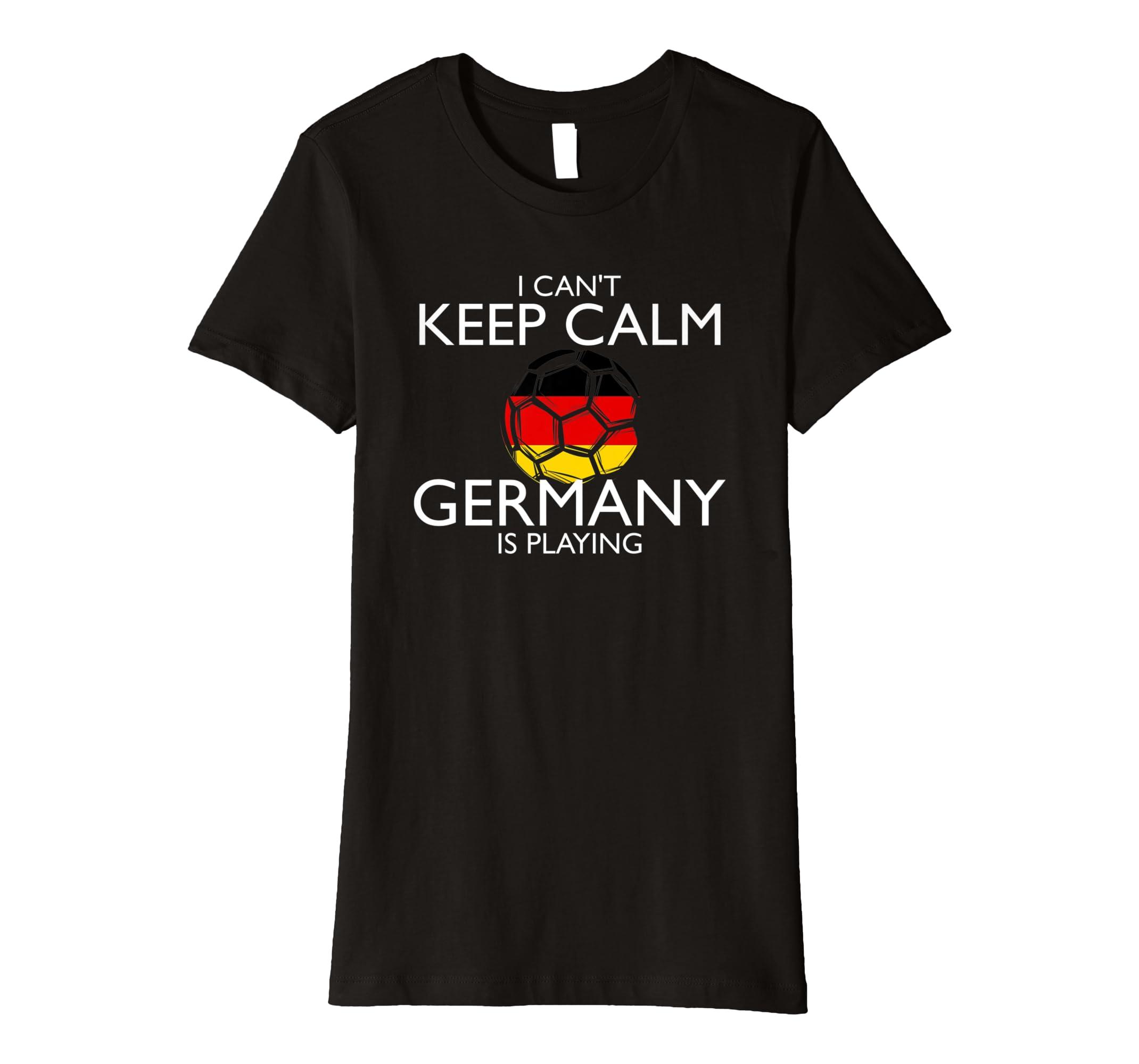 Amazon.com  Germany Football Jersey 2018 German Soccer T-Shirt  Clothing c394eef9b