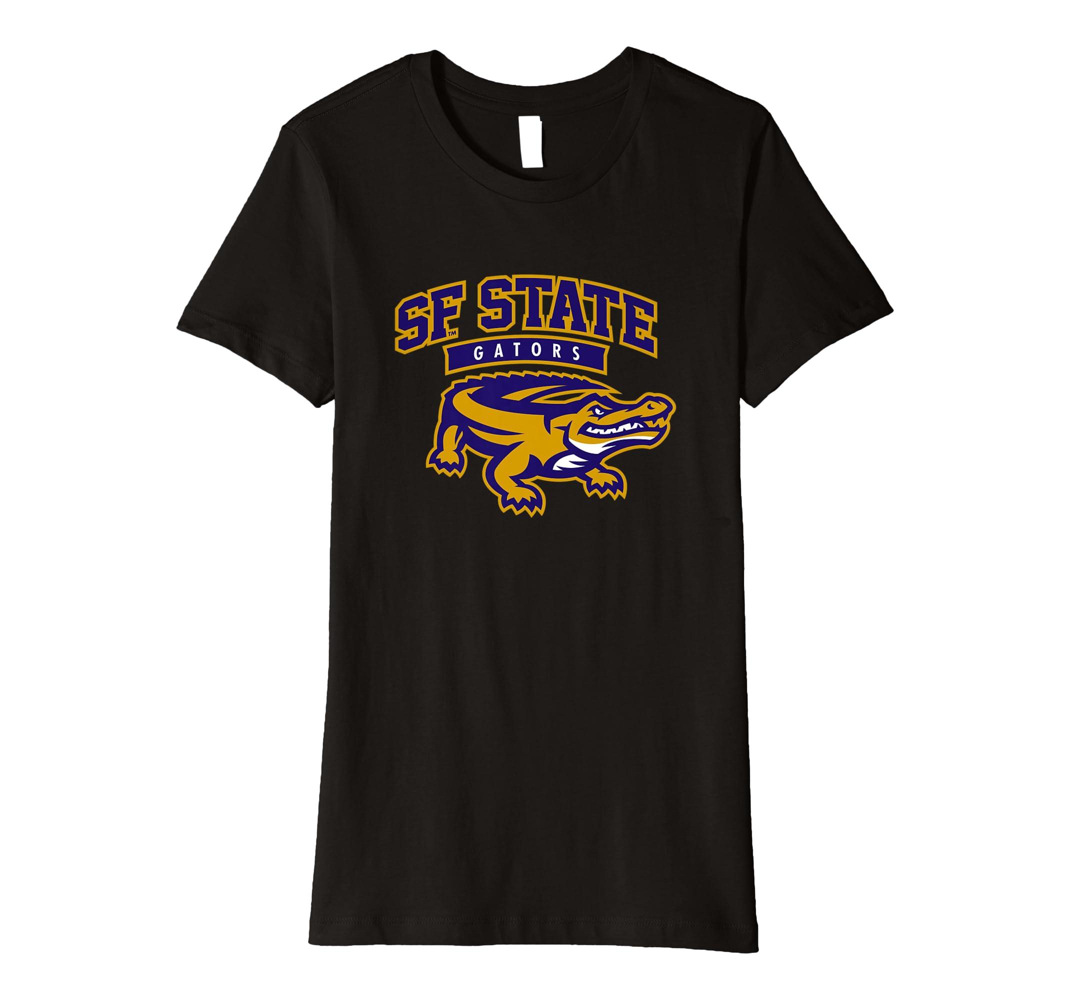 SF State Gators Women's College NCAA T Shirt RYLSFS06-Awarplus