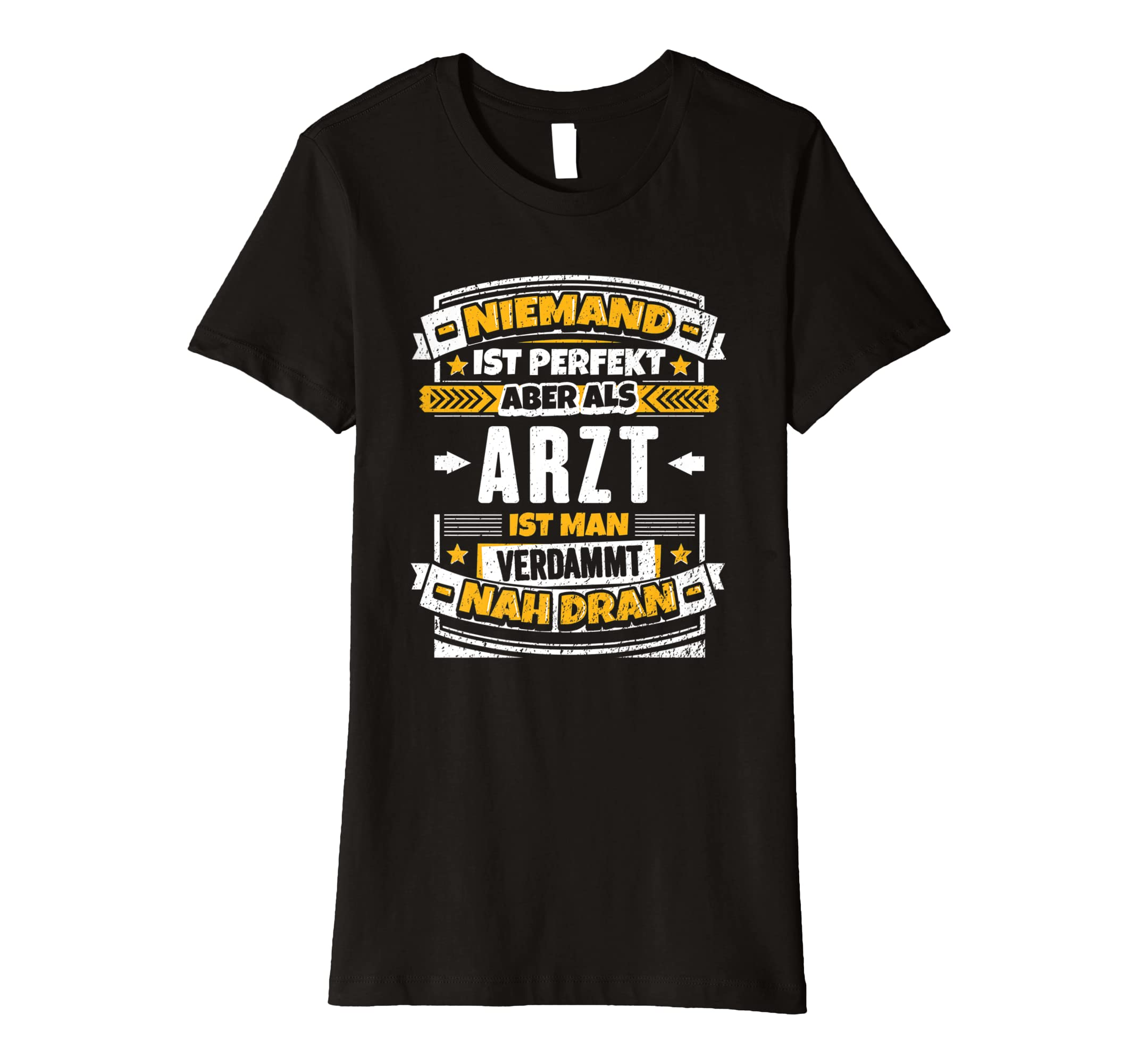 Lustiges Arzt Geschenk I Krankenhaus Praxis Kollege T-Shirt: Amazon ...