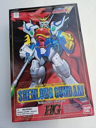 Gundam  1 100TH Scale Model Kit - Mobile Suit XXXG-01S  SHENLONG GUNDAM  HG by Gundam