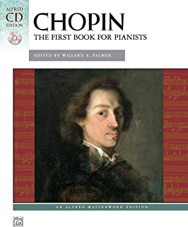 First Book for Pianists - Frederik Chopin