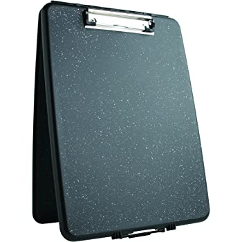 Dexas 1517-50 Slimcase Storage Clipboard, Midnight Granite