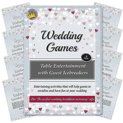 Wedding Table Games Amazon