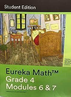 Eureka Math Grade 4 Modules 6&7 Student Edition