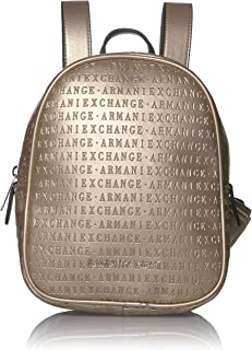 Armani Exchange Womens Small Backpack WOMAN'S SMALL BACKPA