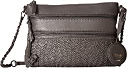 The Sak Bayshore 3 Zip Clutch by The Sak Collective