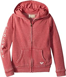Roxy Kids - On My Mind Hoodie (Toddler/Little Kids/Big Kids)